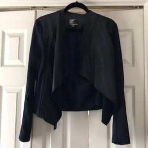 Navy Kut Jacket